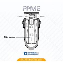 المنت فیلتر فشار متوسط (210...